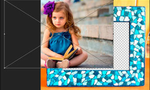Как в фотошопе (photoshop) добавить рамку — подробная инструкция