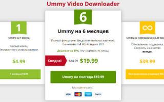 Ummy video downloader — обзор программы для скачивания видео