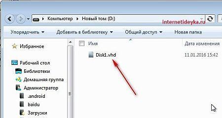 Создание виртуального диска windows — как создать, зачем нужно