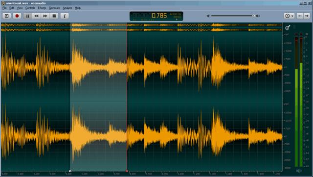 wave editor - редактор звуковых файлов и как им пользоваться