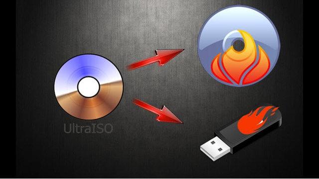 ultraiso как создать загрузочную флешку — подробная инструкция