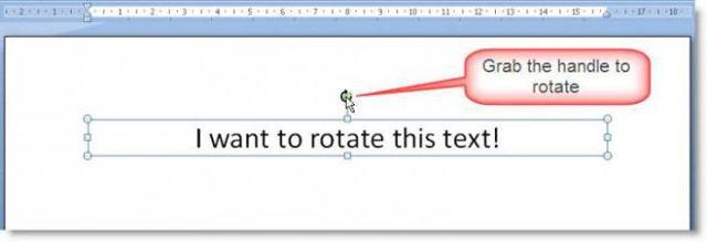 Как в word перевернуть или отобразить зеркально текст?