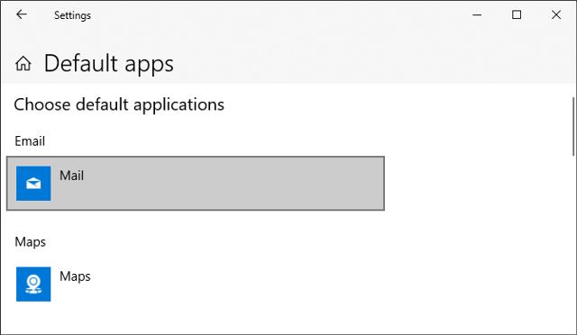 Программы по умолчанию в windows 10: изменяем настройки ОС