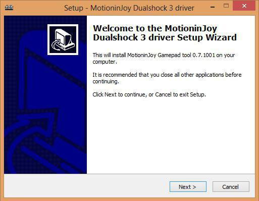 Как подключить джойстик от ps3 к компьютеру на windows
