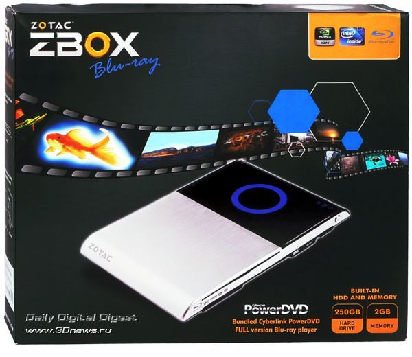 Вопрос по поводу установки windows 7 на неттоп zotac zbox, на котором нет привода