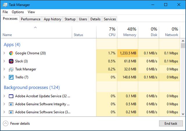 7 способов, как открыть Диспетер задач в windows 10