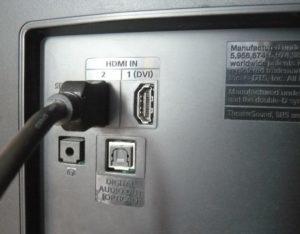 Как подключить планшет к старому телевизору — инструкция