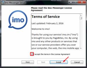 Где скачать imo на компьютер под windows 7 и как с ним работать?