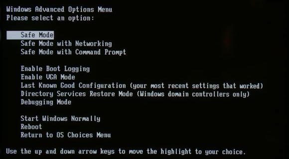 Не работает восстановление системы windows 7, 10, xp - в чем причина