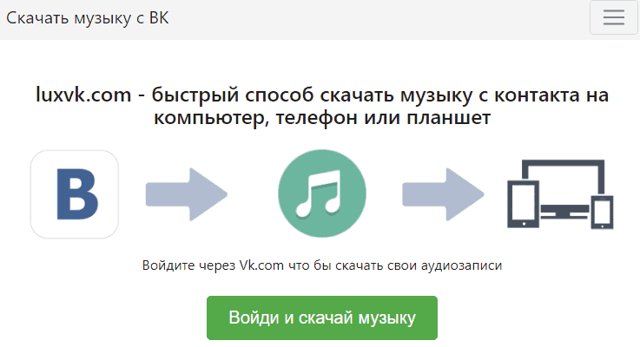 Программы для скачивания музыки из ВК на компьютер — описание