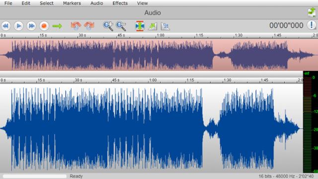 Как редактировать аудио онлайн: сервисы на русском языке