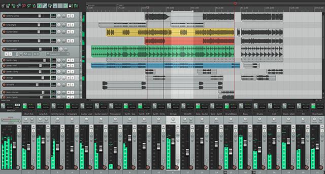 Обзор программы swifturn free audio editor для обработки музыки