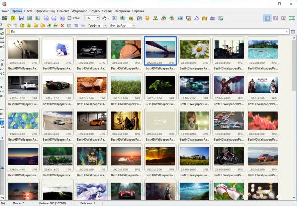 Лучший просмотрщик фото для windows 10 — подробный обзор
