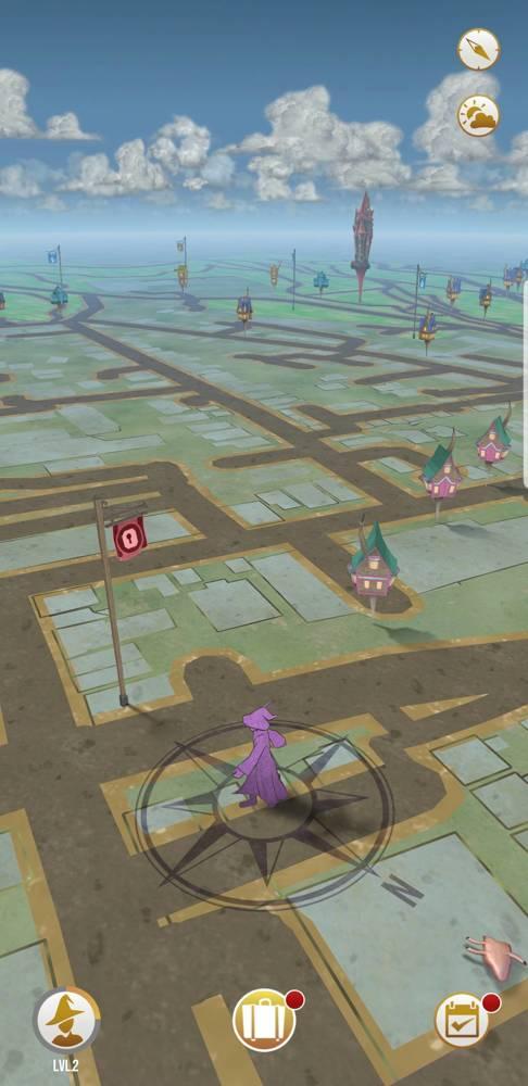 Обзор новой мобильной игры harry potter: wizards unite