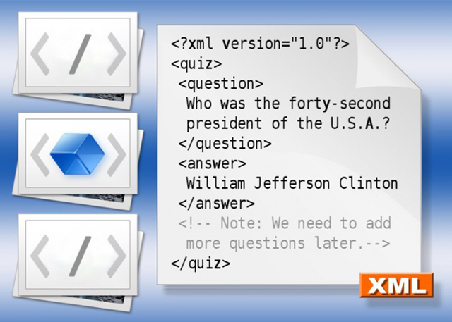 Как открыть файл с расширением xml: 5 способов