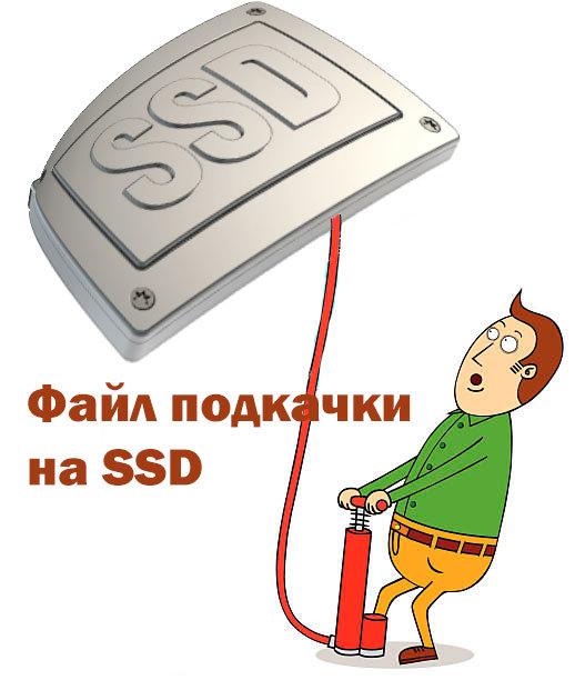 Мифы и правда о том нужно ли отключать файлы подкачки на ssd дисках?