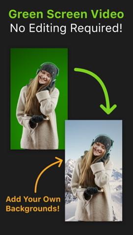 Как убрать зеленый фон хромакея в программе vsdc?