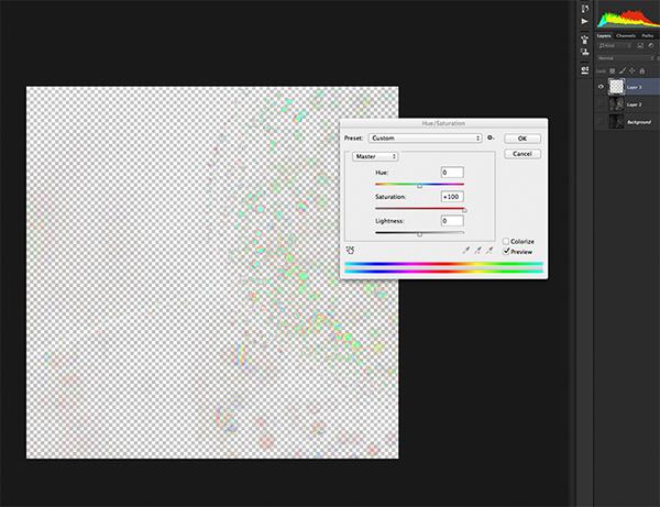 Как сделать фон для фотографии с эффектом «боке» в photoshop