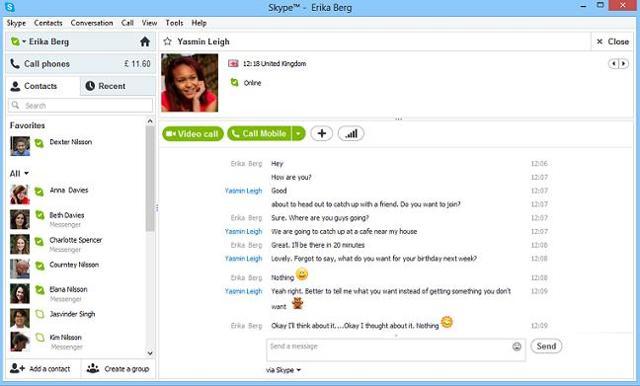 Как отключить обнолвения skype в windows (Виндовс) 7
