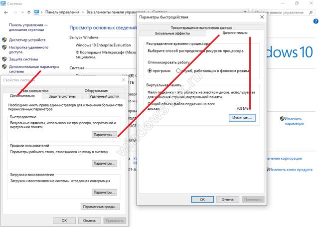 Подробно о ручных настройках ssd для windows 10