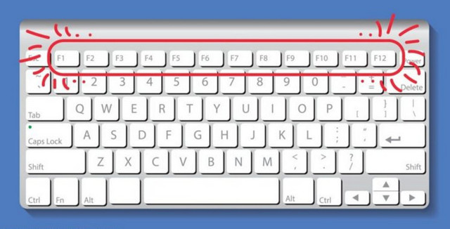 Для чего нужны клавиши от f1 до f12 на клавиатуре