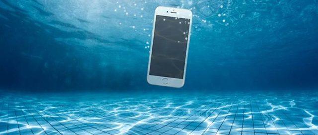 Что делать, если iphone (Айфон) упал в воду