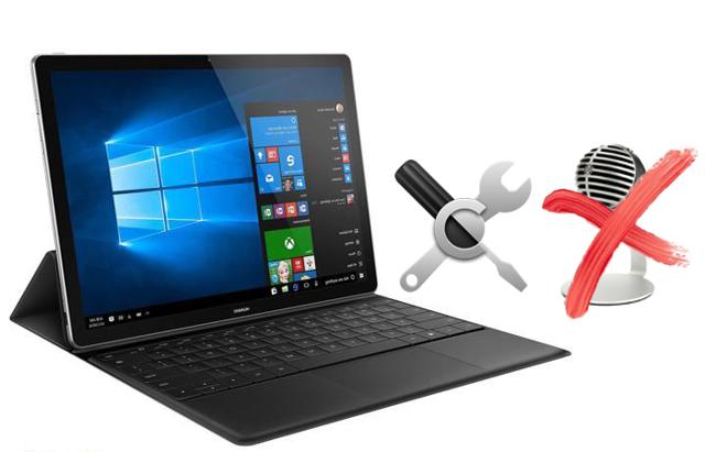 Как отключить микрофон на ноутбуке windows 10 — инструкция