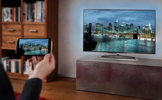 Как управлять телевизором с телефона без ИК порта — инструкция