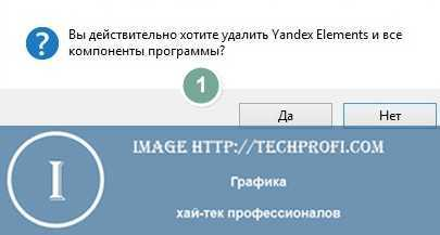 Как удалить Яндекс браузер полностью с компьютера и с android