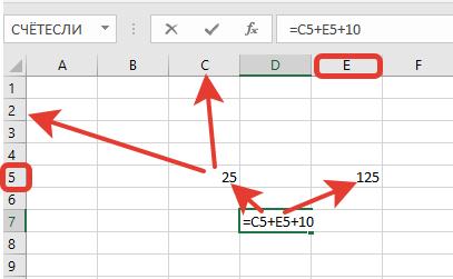 Как написать формулы в excel — подробная инструкция