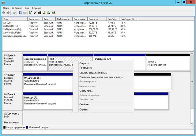 Как расширить системный диск в windows 7, 8, 10
