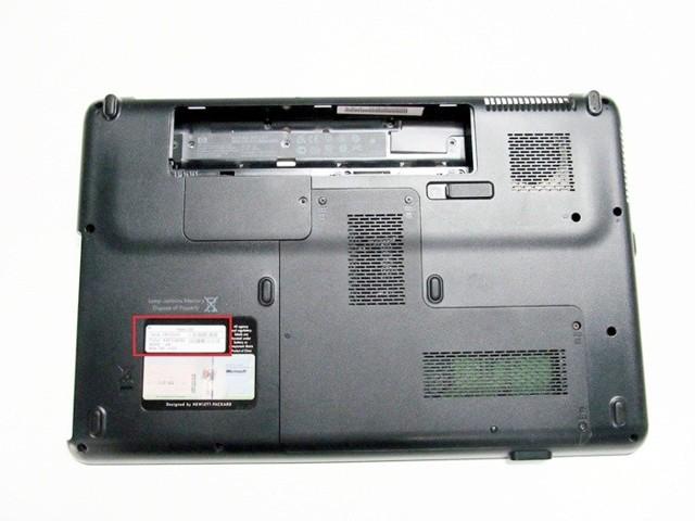 Как узнать точную модель ноутбука — подробная инструкция
