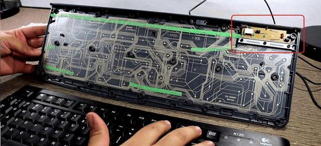 Как починить клавиатуру на ноутбуке после воды — инструкция