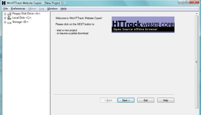 Как скачать сайт целиком на ПК с windows (Виндовс)
