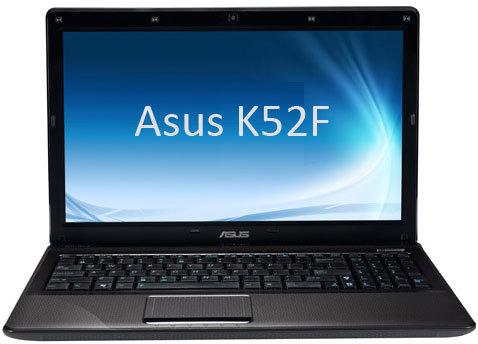 Где и как скачать драйвера для ноутбука asus k52f