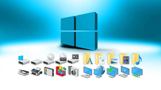Как изменить иконки в windows 7 — подробная инструкция