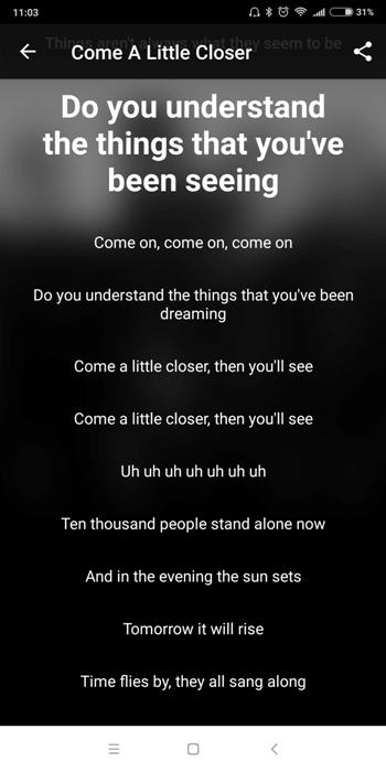 Обзор приложения для поиска музыки shazam для android