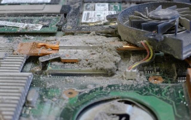 Ноутбук стал сильно тормозить. Что делать в этом случае?