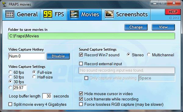 Список программ для захвата видео с экрана компьютера