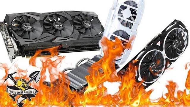 Что делать, если сильно греется видеокарта на компьютере